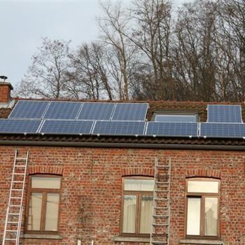Toiture Rostenne - Photovoltaïque